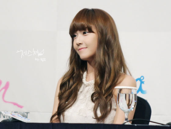 SNSD Jessica Visit Korea Year appointment