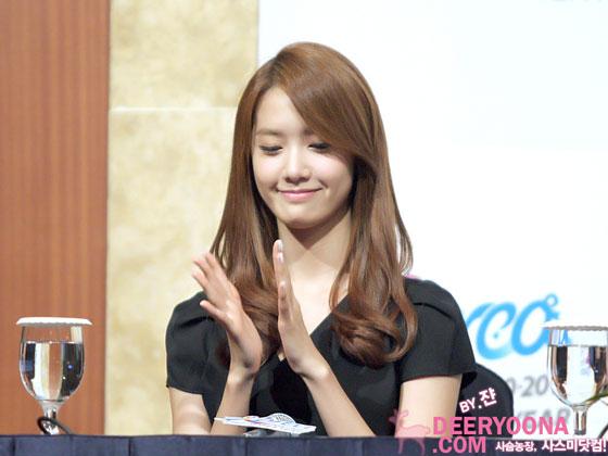 SNSD Yoona Visit Korea event