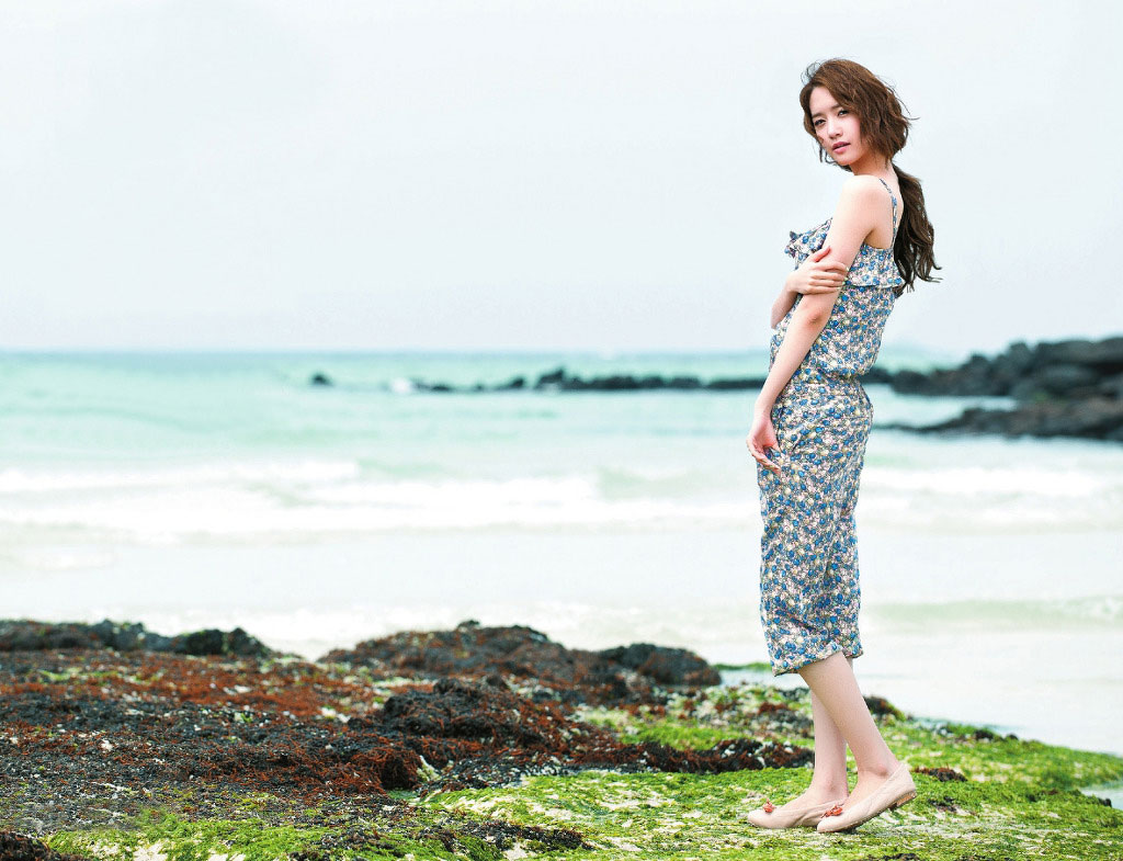 SNSD Yoona Innisfree Jeju photo