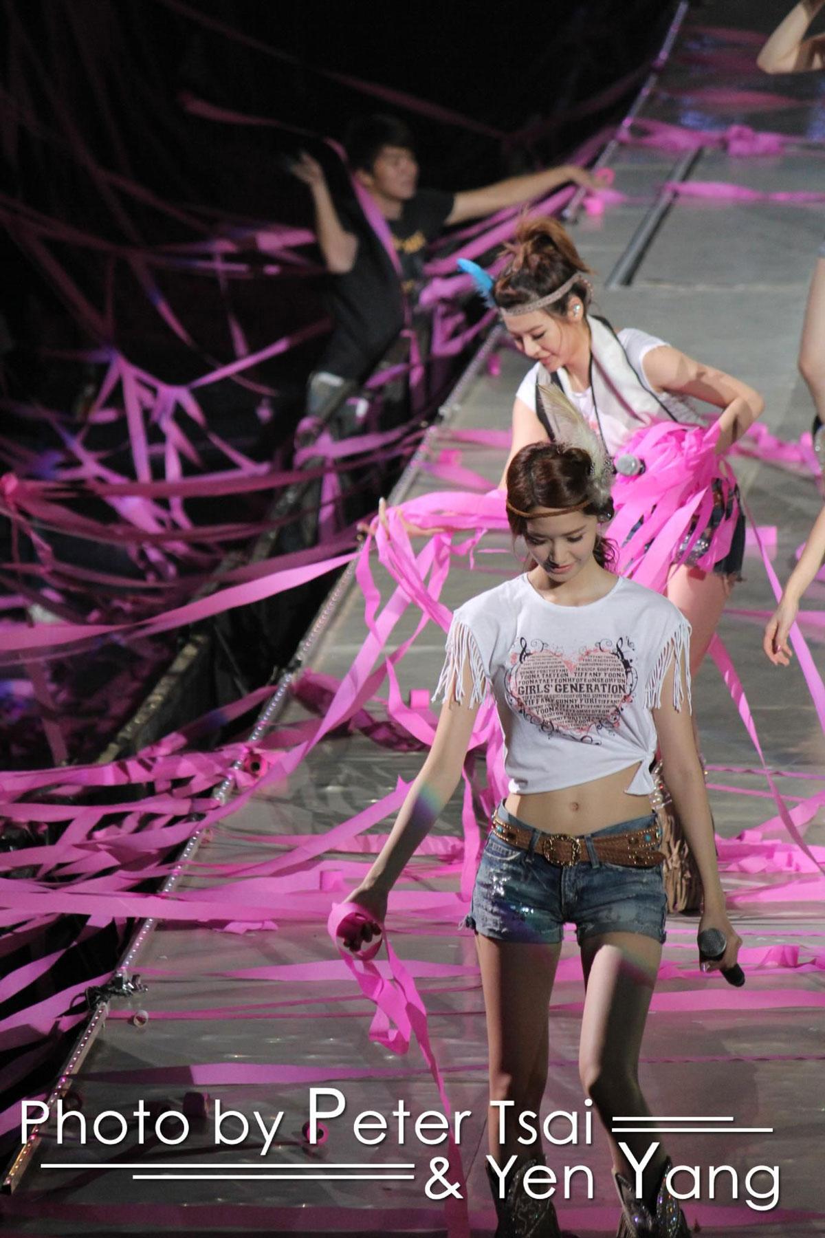SNSD Taiwan Concert 2011