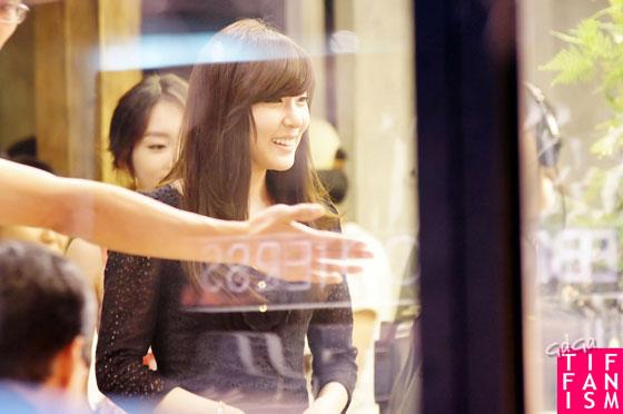 Tiffany in Hongdae