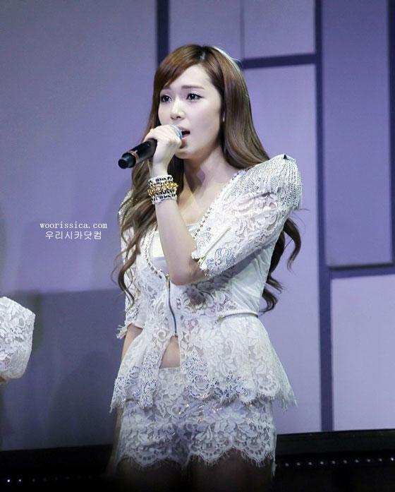 SNSD Jessica Taiwan concert 2011