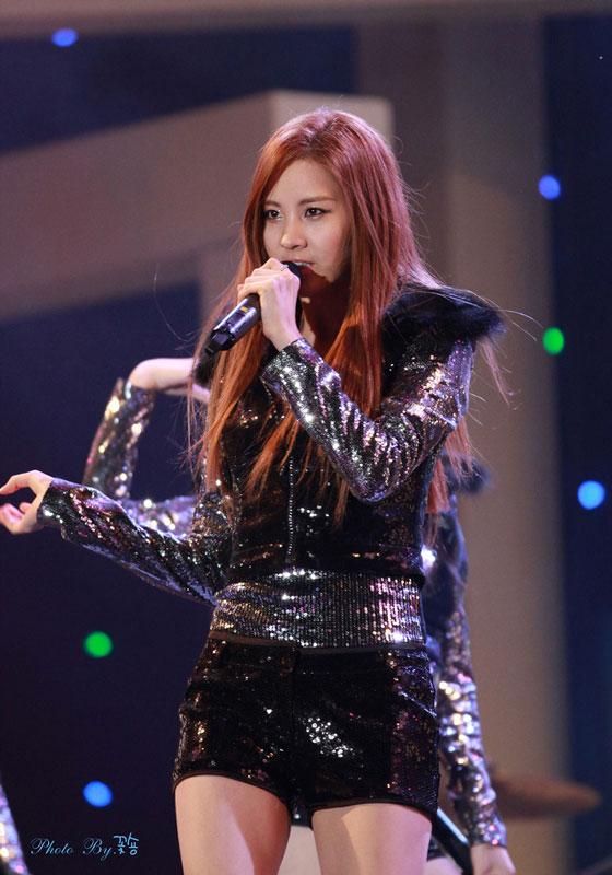 SNSD Seohyun LG Dream Festival