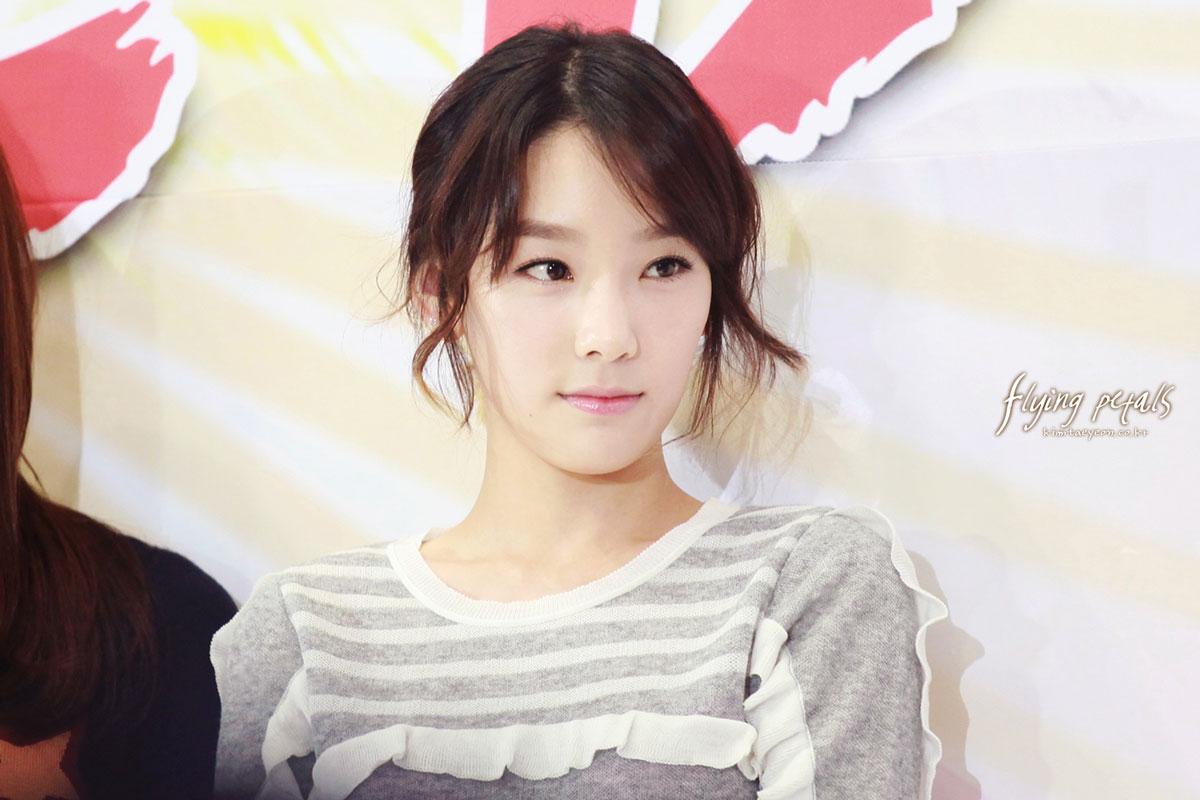 Taeyeon focus @ Love Request HD