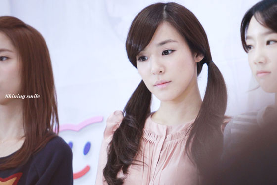 SNSD Tiffany Love Request event