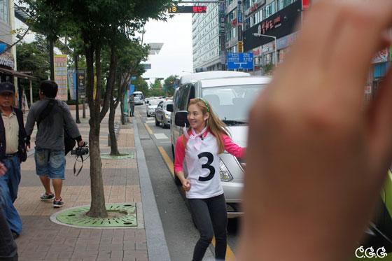 SNSD Hyoyeon Running Man