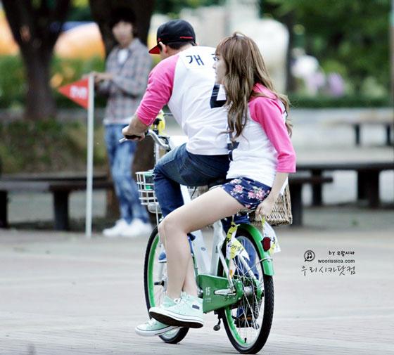 SNSD Jessica Running Man