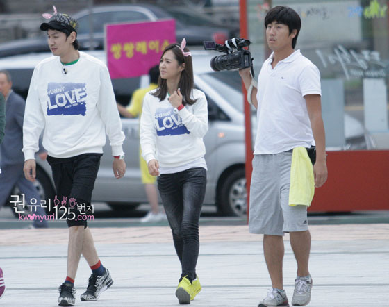 SNSD Yuri SBS Running Man