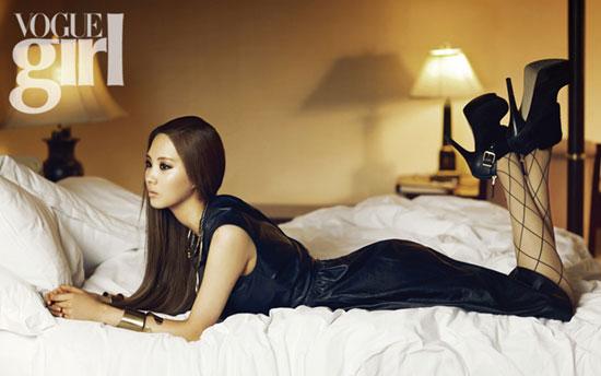 SNSD Seohyun Vogue Girl
