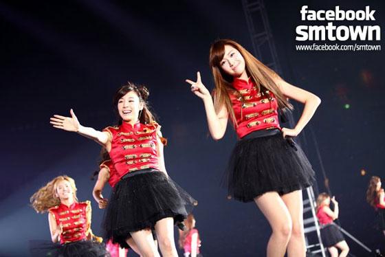 Girls Generation SMTown Live in Tokyo concert