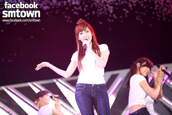 SNSD Jessica SMTown Live in Tokyo concert