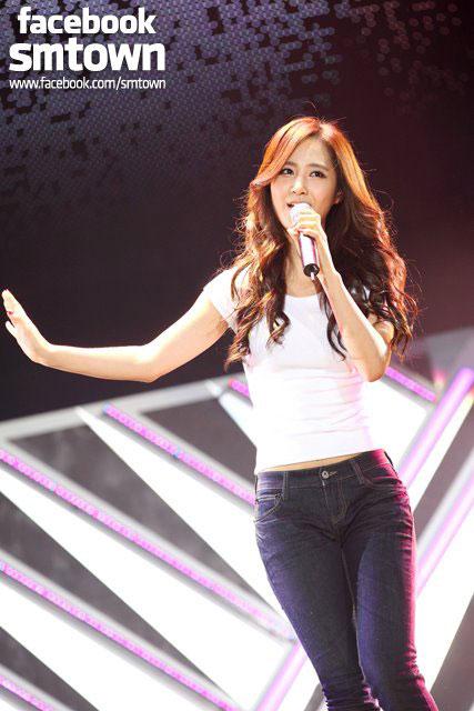 SNSD Yuri SMTown Live in Tokyo concert