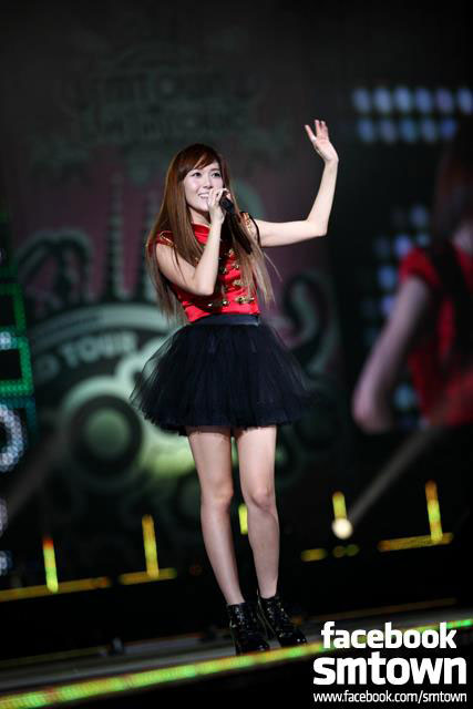 SNSD Jessica SMTown Live in Tokyo Special Edition