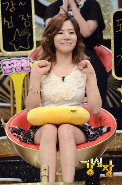 SNSD Sunny SBS Strong Heart