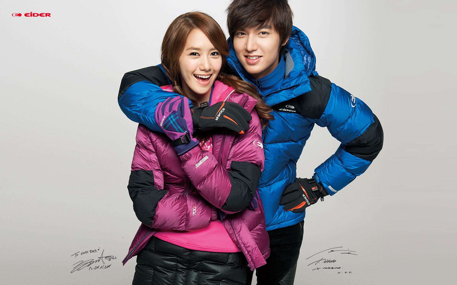 Yoona lee min ho dating latest 5