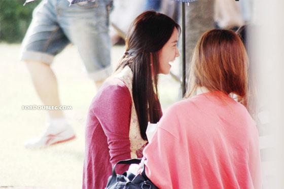 SNSD Yoona Rain of Love