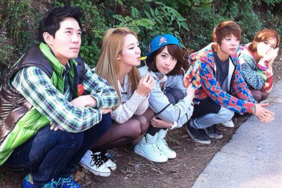 SNSD Hyoyeon Invincible Youth Season 2