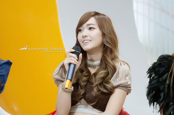 SNSD Jessica Mnet Wide Entertainment News