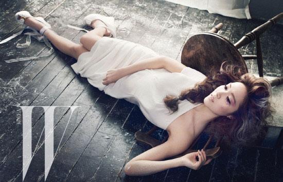 SNSD Jessica W Magazine