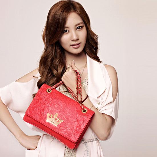 SNSD Seohyun Jestina handbag