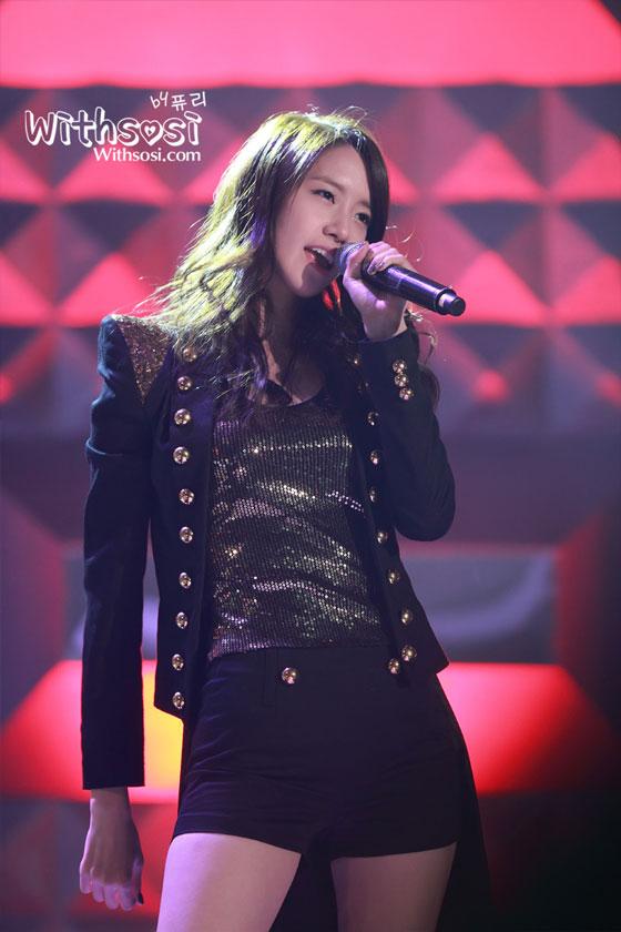 SNSD Yoona KBS Joy Big Concert