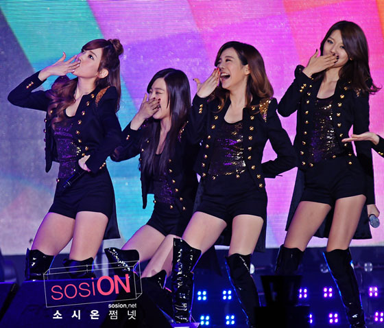 Girls Generation KBS Joy Big Concert