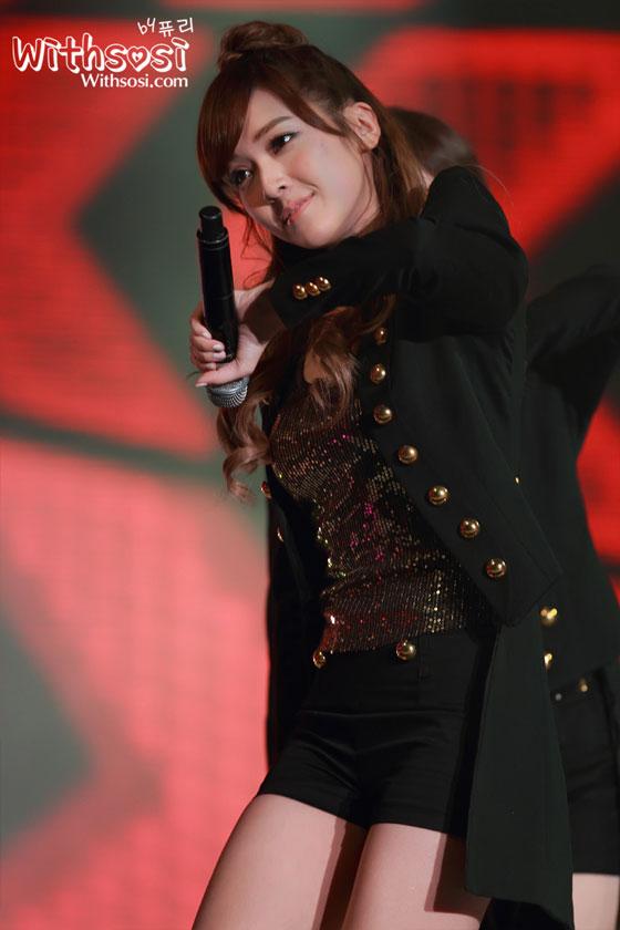 SNSD Jessica KBS Joy Big Concert