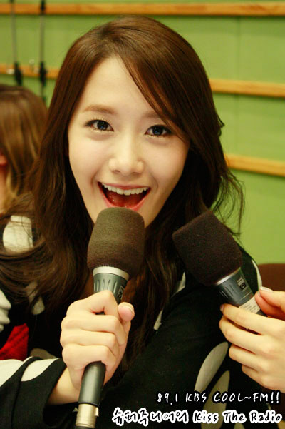 SNSD Yoona Kiss The Radio