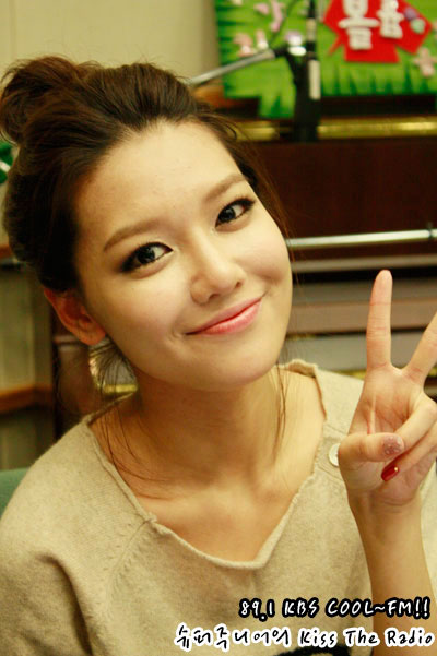 SNSD Sooyoung Kiss The Radio