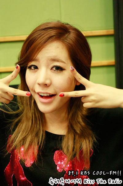 SNSD Sunny Kiss The Radio
