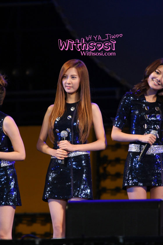 SNSD Seohyun TBS Happy Concert 2011