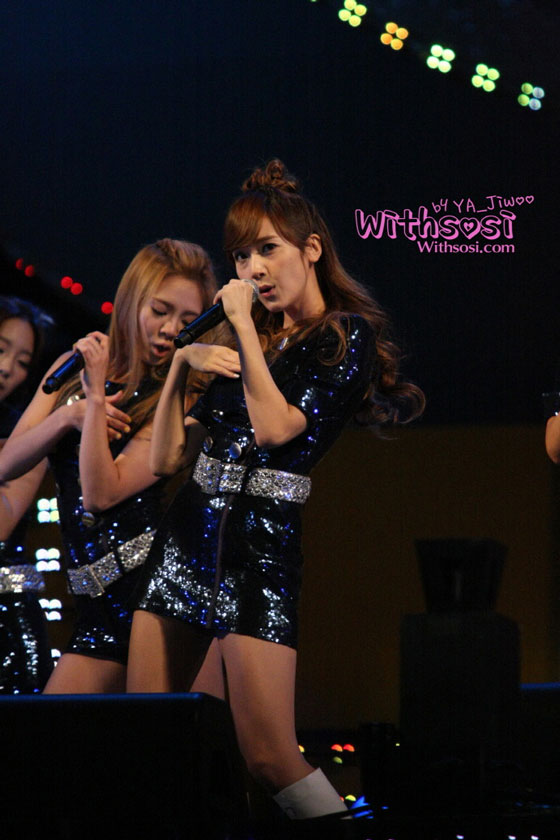 SNSD Jessica TBS Happy Concert 2011