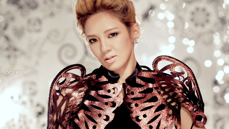 SNSD Hyoyeon The Boys MV teaser