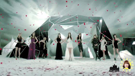 Girls Generation The Boys image teaser