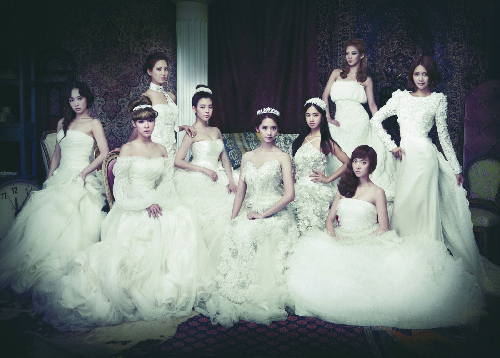 SNSD The Boys princess pic