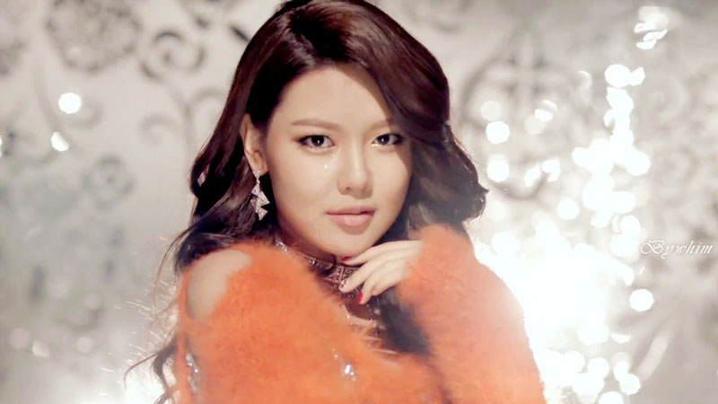 SNSD Sooyoung The Boys MV teaser