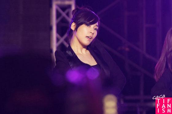 Tiffany focus @ GTB Big Concert