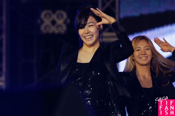 SNSD Tiffany Big Concert