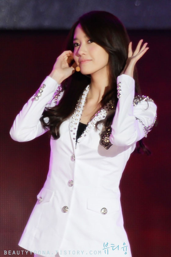 Yoona focus @ Gyeongju Hallyu Concert