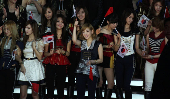 Girls Generation China Korea Festival