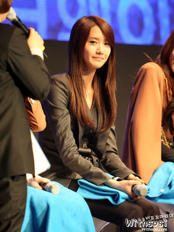SNSD Yoona Coway Concert