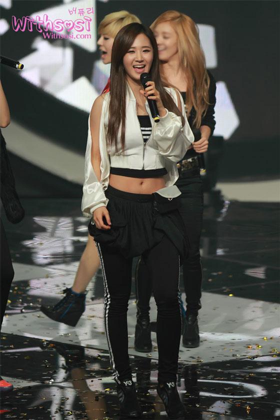 KBS Music Bank 2011.11.18