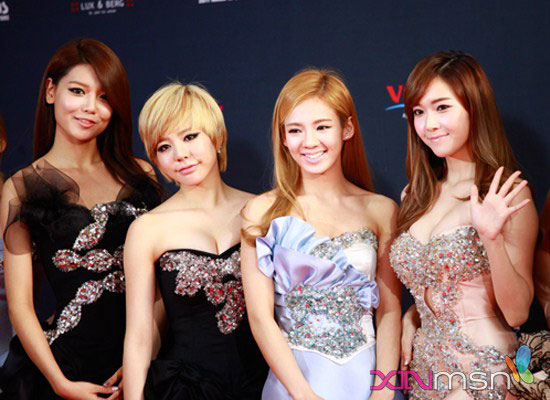 SNSD Mnet Asian Music Awards Singapore