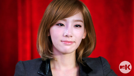 SNSD Taeyeon MTV Studio in New York