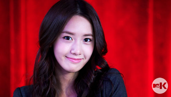 SNSD Yoona MTV Studio in New York
