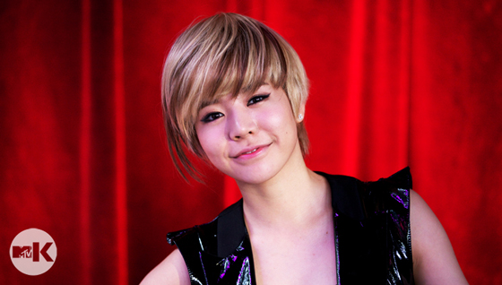 SNSD Sunny MTV Studio in New York
