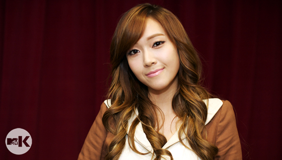 SNSD Jessica MTV Studio in New York
