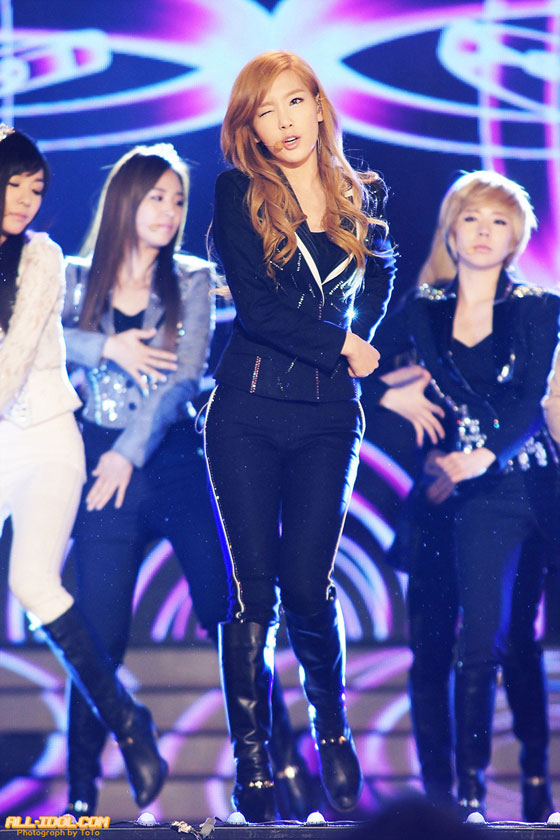 SNSD Taeyeon Korean pop culture award