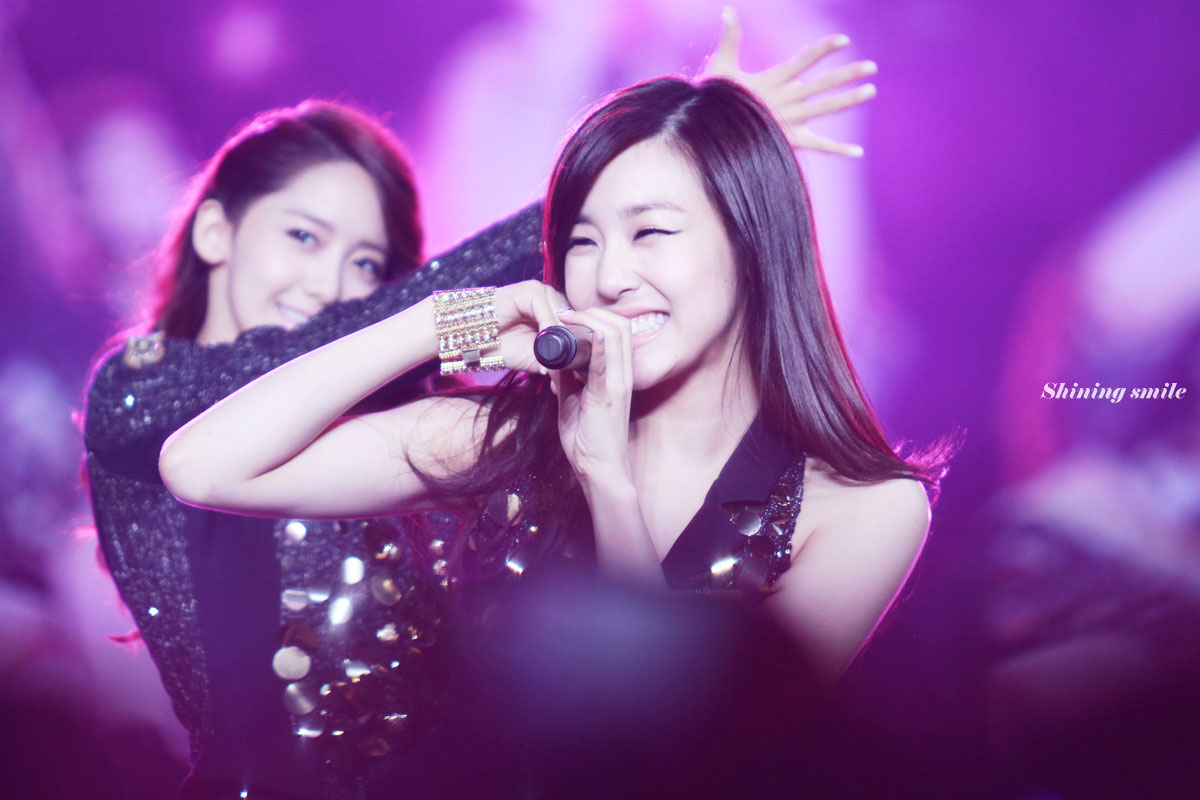Tiffany focus @ SMTown Live in NYC