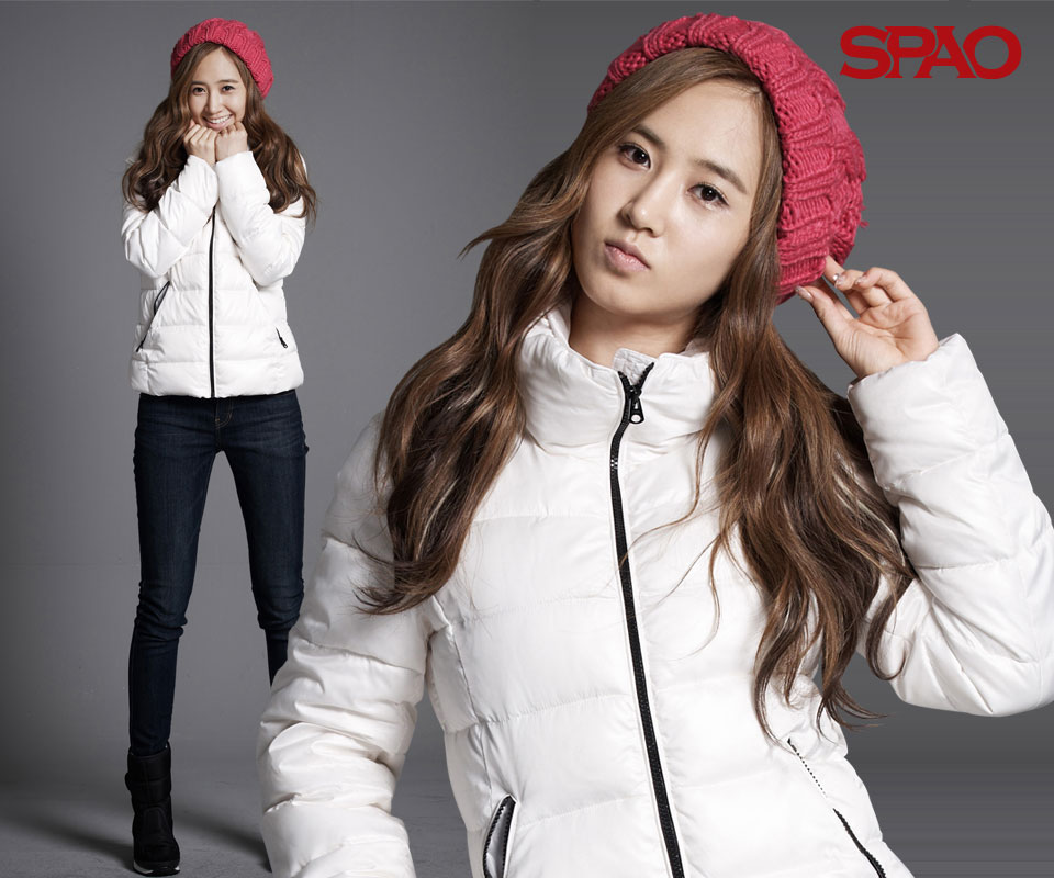 SNSD Yuri SPAO Winter